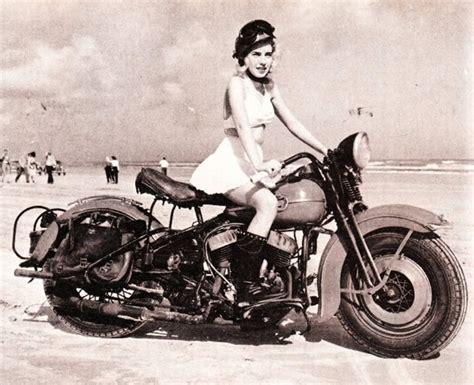 Motorrad Bilder Mit Frauen by And Vintage Motorcycles Page 4 Harley