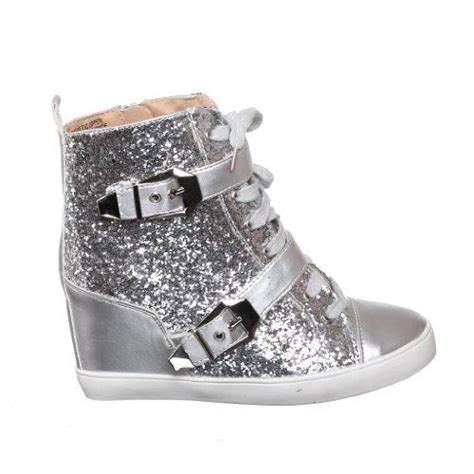 Boot Wedges Gliter Silekat 20 best images about shoes on high tops
