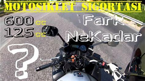motosiklet sigortasi youtube