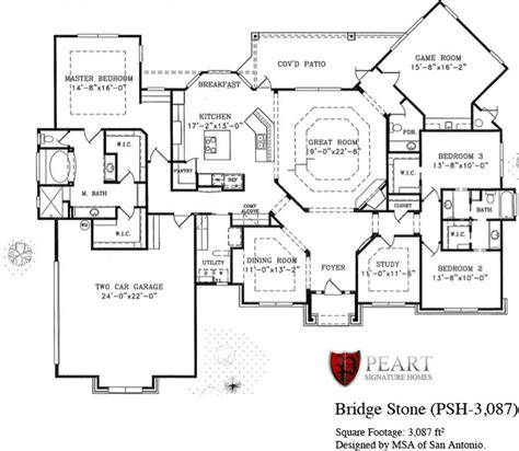 custom home plans 1663 clairmont floor plan ranch house view sizefloor