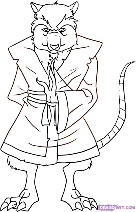 ninja turtles april coloring page splinter coloring page google search liv to bake
