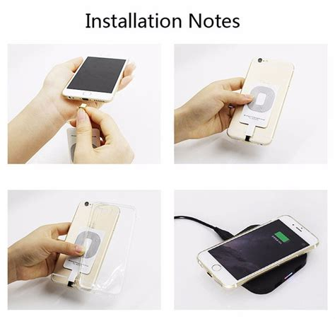 receiver samsung picture more detailed picture about usb universal wireless qi charger power receiver charging