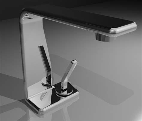 Newform Faucet by Waterfall Faucet From Newform New Thin Flu X