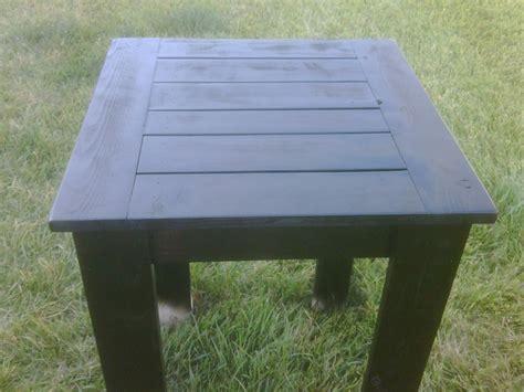 homemade  table   scrap wood  costing