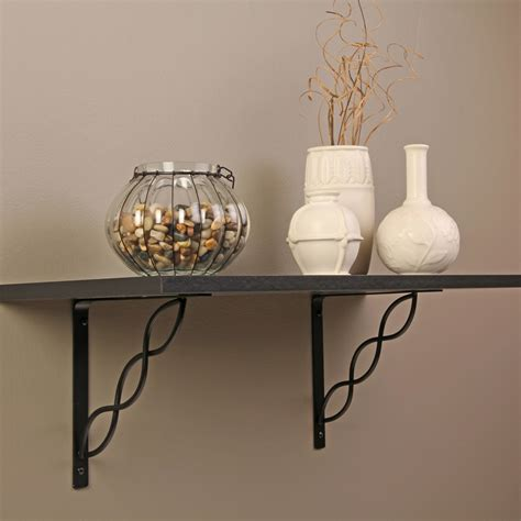 Bedside Floor Lamp photo decorative shelf brackets home decorations