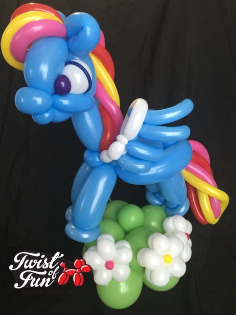 The playful and charming aspects of balloon art bored art