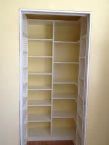 Kitchen Closet Shelving Ideas Kitchen Pantry Closets Design Ideas Pictures Remodel And Decor