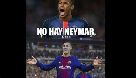 Imagenes Memes Neymar | neymar ya es del psg los mejores memes que dej 243 el