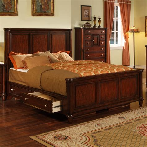 ivan smith bedroom furniture elements international hamilton queen transitional rich