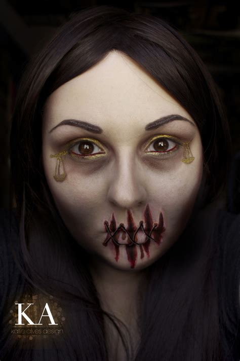 Makeup For The Apocalypse by The Four Horsemen Of The Apocalypse Famine By Katiealves