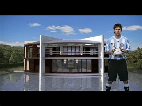 Maison De Lionel Messi Interieur by Lionel Messi House Design