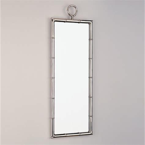 polished nickel bathroom mirrors polished nickel bathroom mirrors brizo 698030 pn virage