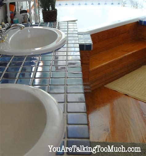 How To Make Ceramic Tile Floors Shine by And Easy Way To Make Ceramic Tile And Hardwood