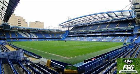 Oval Office Layout Stamford Bridge Chelsea Fc Football Ground Guide