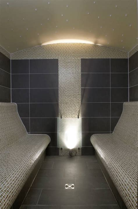 steam room design concept design