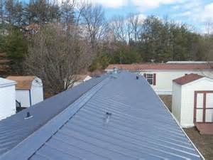 mobile home roofing metal roof overs for mobile homes ike s mobile home