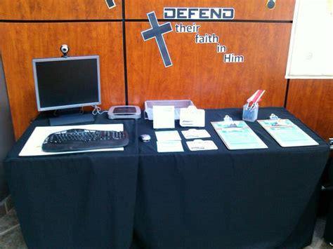 vbs registration desk for agency d3 d3 vbs