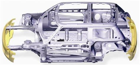 mini cooper body structure boron extrication