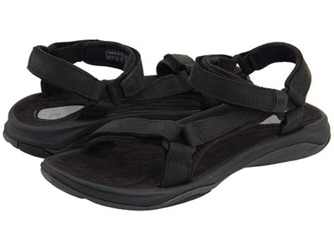 teva pretty rugged leather teva pretty rugged leather 3 black shipped free at zappos