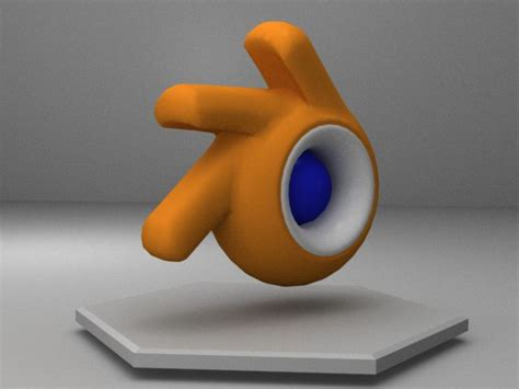 Tutorial Blender Logo | tutorial introdu 231 227 o 224 modelagem 3d com blender f 225 brica