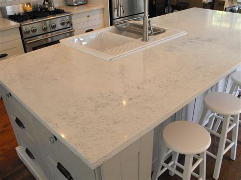 Granite With Cherry Cabinets In Kitchens Cambria Newport Quartz Spaces Toronto With Electric Gas