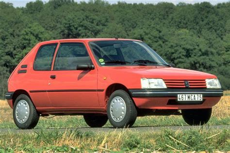 peugeot used car locator peugeot 205 1983 1997 used car review car review