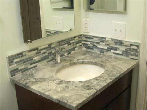 backsplash bathroom ideas vanity backsplash salmaun me
