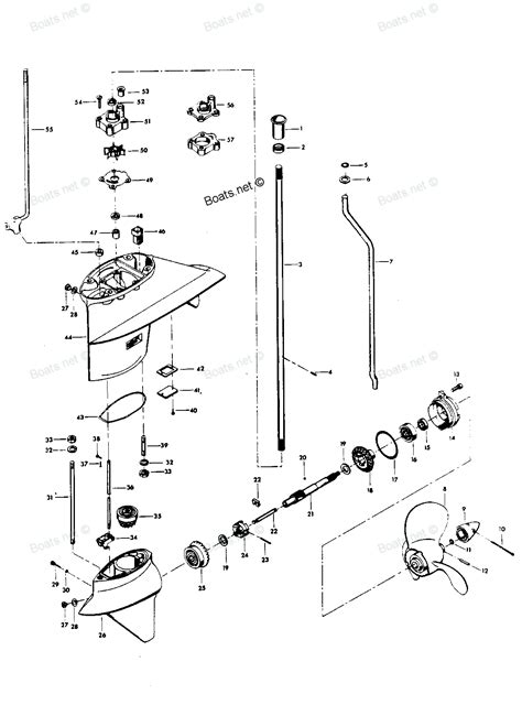 35 parts diagram 35 hp mercury outboard diagram 35 free engine image for