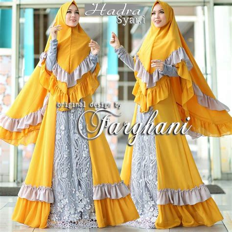 Supplier Baju Queenza Syari Hq 1 supplier baju muslim terbaru
