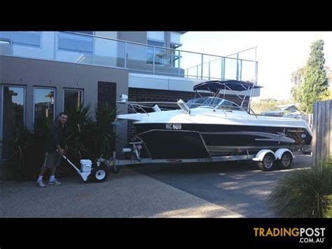 used boat trailers trading post trailer dolly caravan mover for sale in templestowe vic