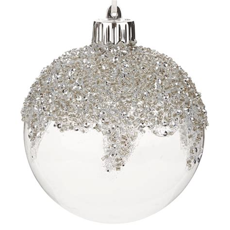 plain christmas baubles to decorate billingsblessingbags org