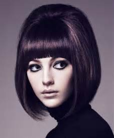 sixties hair styled retro 60s inspired hairstyle hair styles and colors