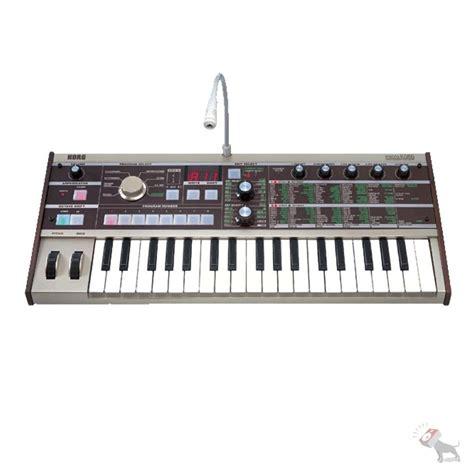Keyboard Korg Synth korg microkorg analog 37 mini synthesizer vocoder