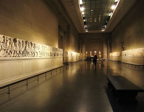 Where Were The Elgin Marbles Originally Located - elgin marbles