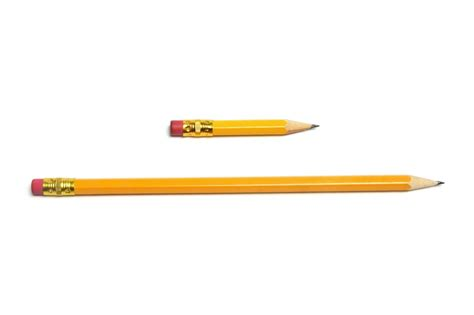 Long And Short Pencil Clipart   ClipartXtras