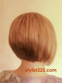 photos of the back of angled bob haircuts bob haircuts inverted back view bob hairstyles