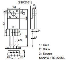 transistor k2161 transistor k2161 14 images k2161 datasheet datasheet pdf info 2sk2142 original new sanyo