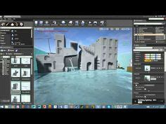 youtube tutorial unreal ue4 ocean water shader wip youtube game art unreal