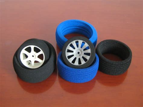 Buy Colored Car Tires Racing Car Wheel Insert Tyres Rubber Colored Car Tires
