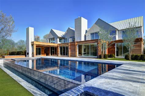 Pool House Cabana top 5 hamptons estates with stunning pools dan s papers