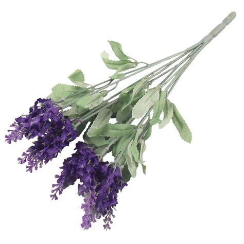 Artificial Lavender Flower Bouquet lavender flower bunch artificial bouquet ebay