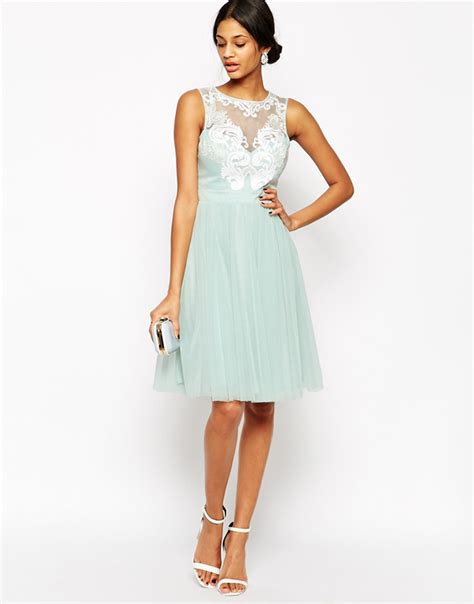 chagne colored prom dresses 14 gorgeous mint green bridesmaid dresses weddingsonline