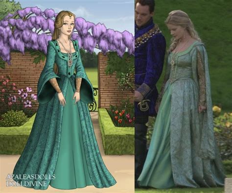 Azalea Salem Dress a lot of ppl on the quot tudors quot wiki liked this dress but i didn t it looks much tight on the