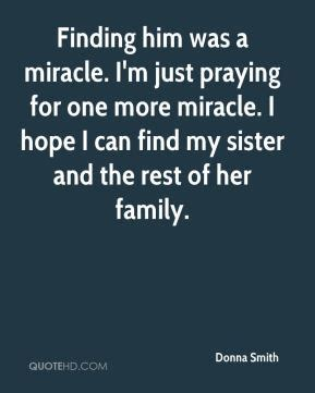 Where Can I The Miracle Donna Smith Quotes Quotehd