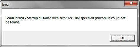adobe premiere pro startup error adobe premiere pro cs4 loadlibraryex startup dll failed