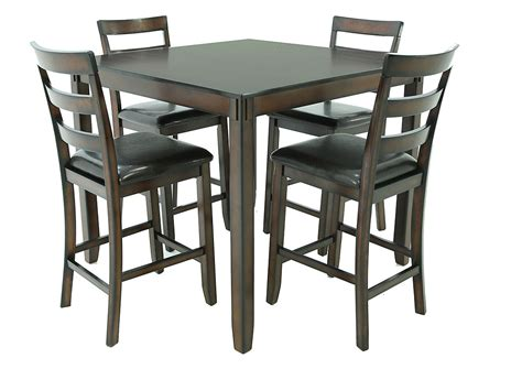 pub dining set ivan smith coviar 5pc pub dining set