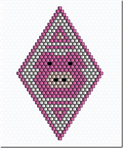 seed bead pattern software the cat s meow piglet brick stitch pattern free