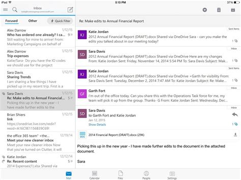 yahoo email on iphone not updating microsoft outlook debuts as free download for iphone ipad