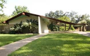 mid century modern homes for sale houston