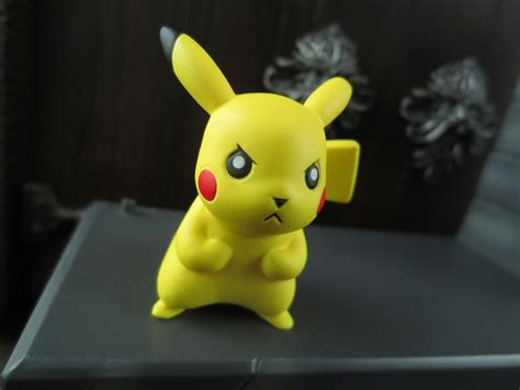 figure barbecue figure review ash pikachu from by tomy